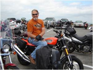 Tim Agin bike